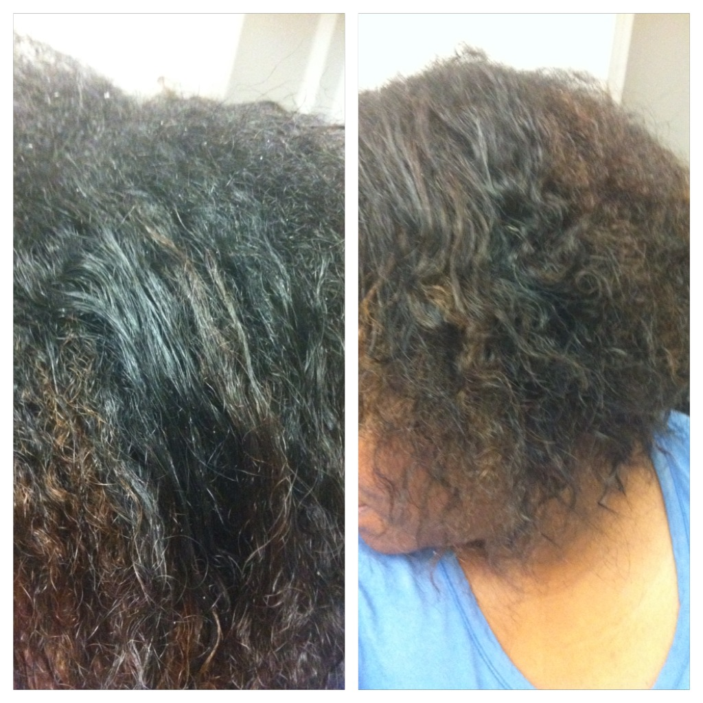 how to help damaged hair from bleach